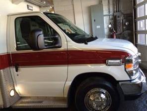 Repaired Ambulance Photo